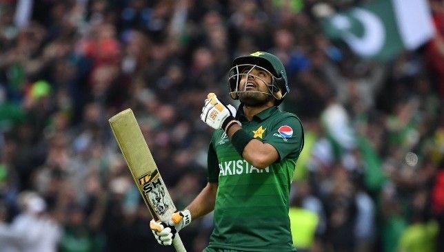 Babar Azam scored 474 runs in the world cup 2019.